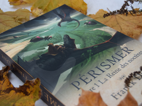 Perismer, Livre I : La Reine des Noctères