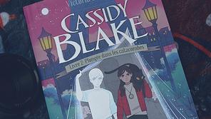 Cassidy Blake, tome 2 : Plongée dans les Catacombes, V.E. Schwab