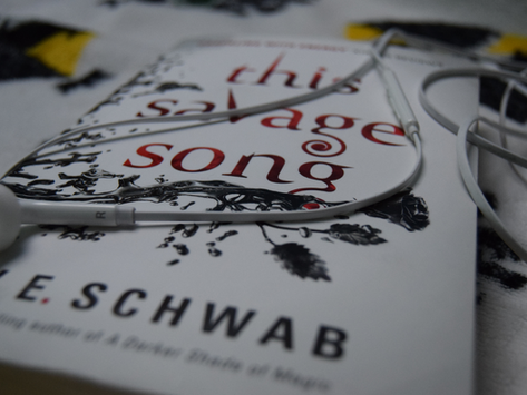 Monsters of Verity, tome 1 : This Savage Song, V.E. Schwab