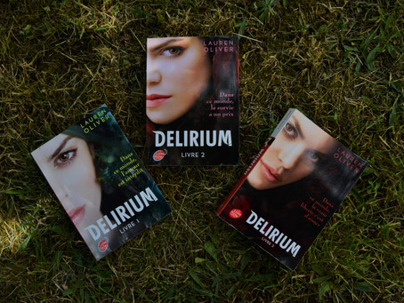 Saga coup de ♥ : Delirium