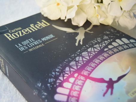 La Quête des Livres-Monde, Intégrale, Carina Rozenfeld