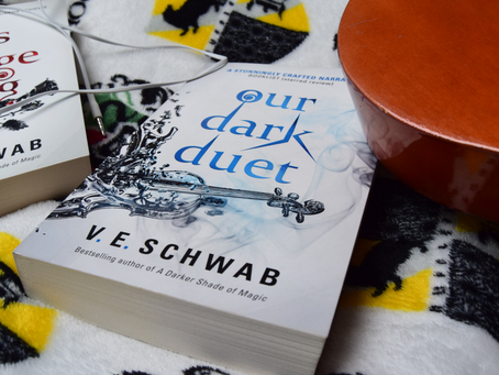 This Savage Song, tome 2 : Our Dark Duet, V.E. Schwab