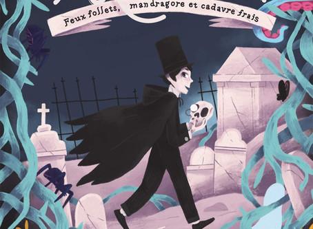 Fingus Malister, tome 1 : Feux follets, mandragore et cadavre frais, Ariel Holzl