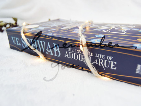 La Vie Invisible d'Addie Larue, V.E. Schwab