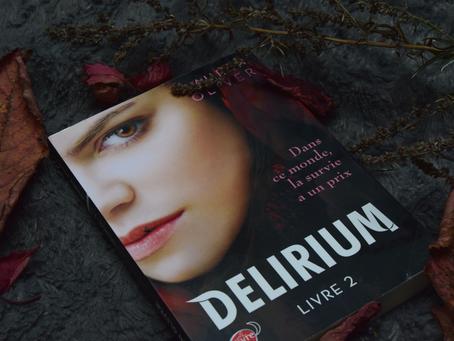 Delirium, Livre II, Lauren Oliver