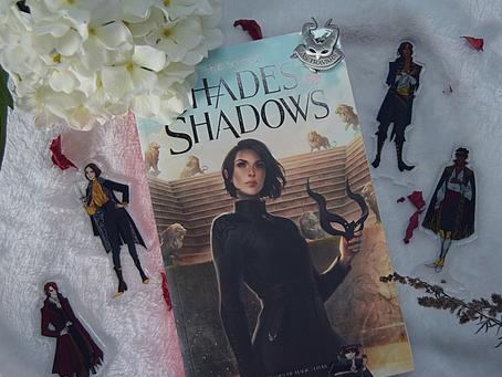 Shades of Shadow, V.E. Schwab