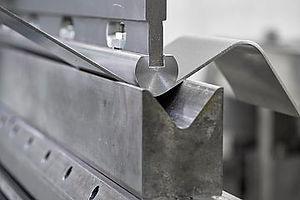 Plooien platen in staal, RVS, Alu