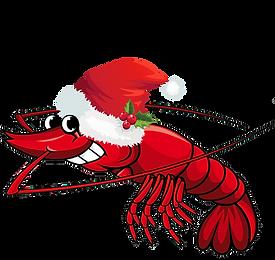 Dwyers Seafood x-mas prawn