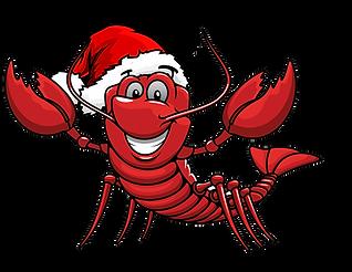 Dwyers Seafood x-mas cray