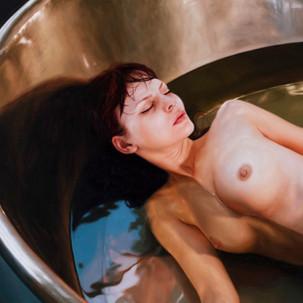 Nickel Tub