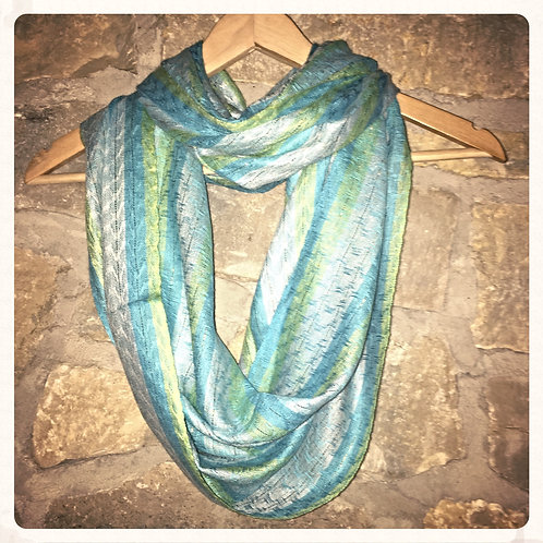 Cotton Scarf baby blue