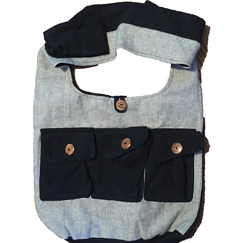3 pocket bag-multi