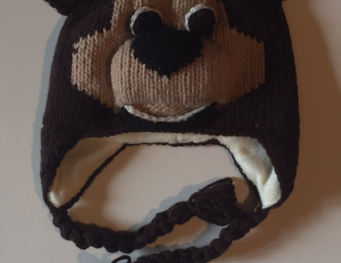 Animal hat- Bear