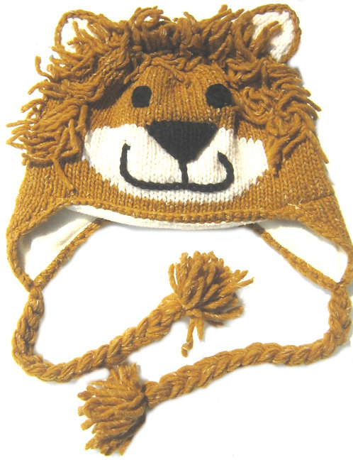 Animal Hat-Lion
