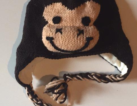 Animal hat Monkey