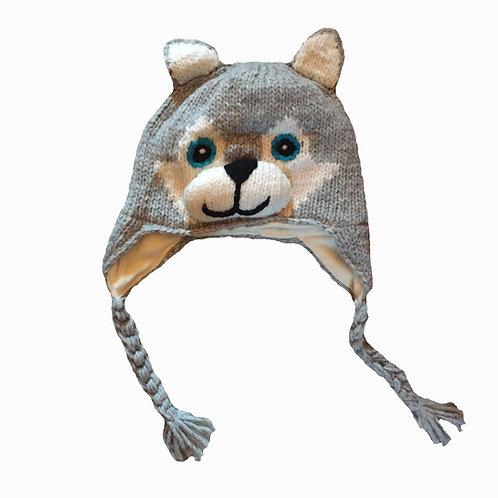Animal Hat-Wolf