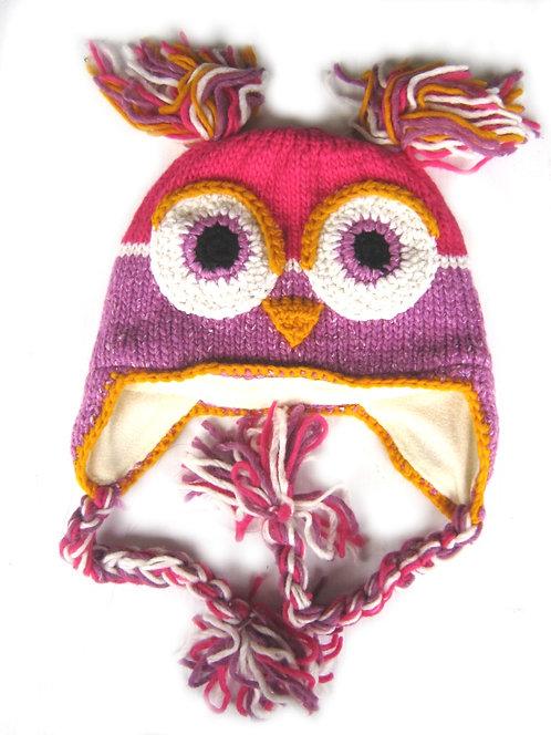 Animal Hat-Owl