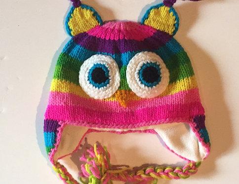 Animal hat-owl multi