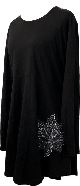 Little black tunic