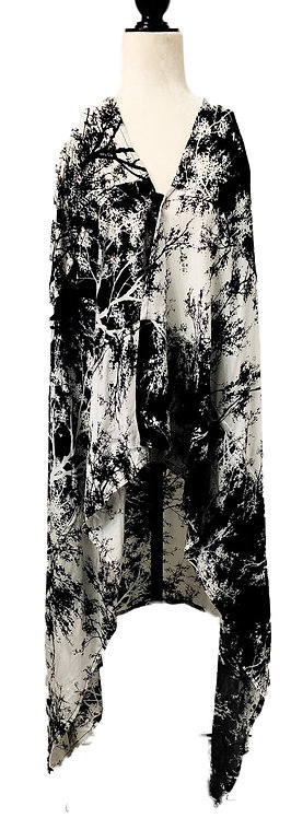 Tree print cover all