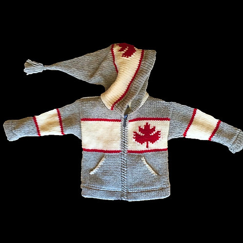 Children Canada Sweater Lined