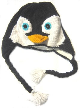 Animal Hat-Penguin