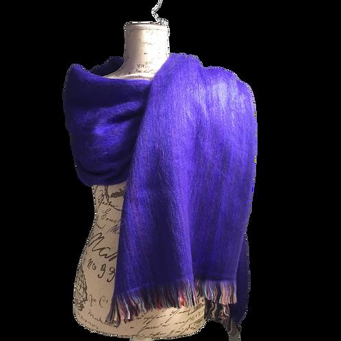 Gift box-alpaca shawl