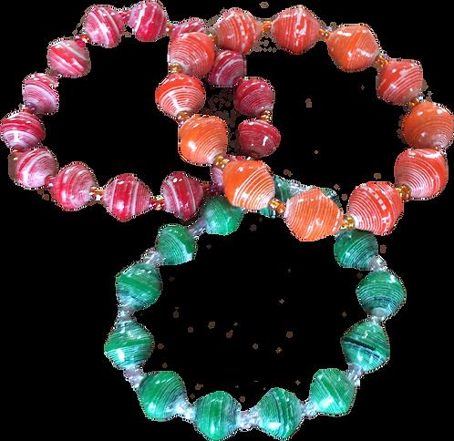 CHOU Single strand bracelet