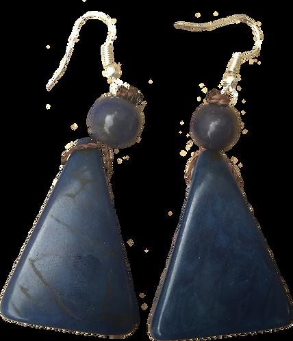 Tagua Earrings-Assorted
