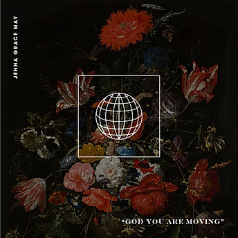 God you are moving album art