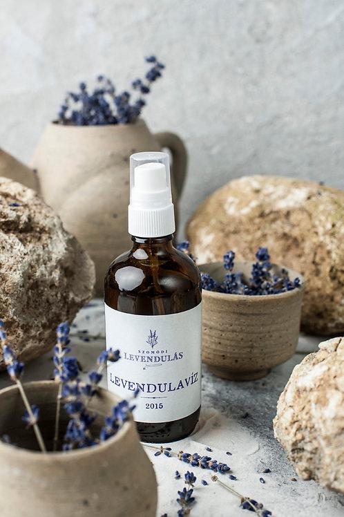 Levendula aromavíz 2018          100 ml BIO (Lavandula angustifolia)
