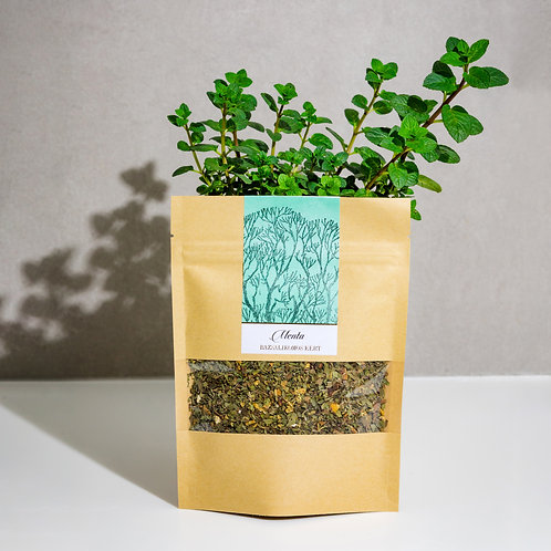 Mint tea 50 g / in a paper bag