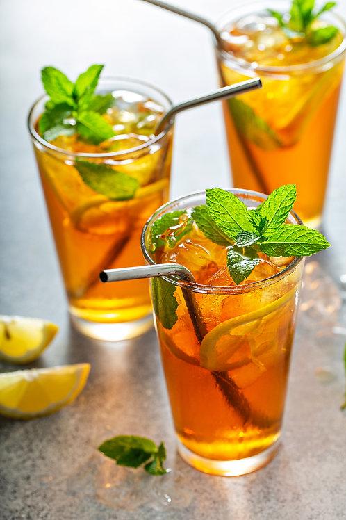 Bazsalikomos kert Jeges tea válogatás 2 db ajándék mosható teafilterrel
