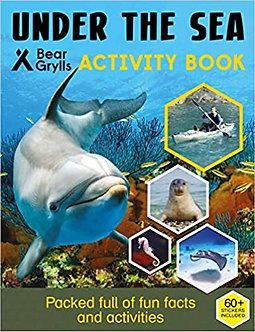 Bear Grylls Sticker Activity: Under the Sea