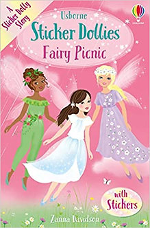 The Fairy Picnic (Sticker Dolly Stories)