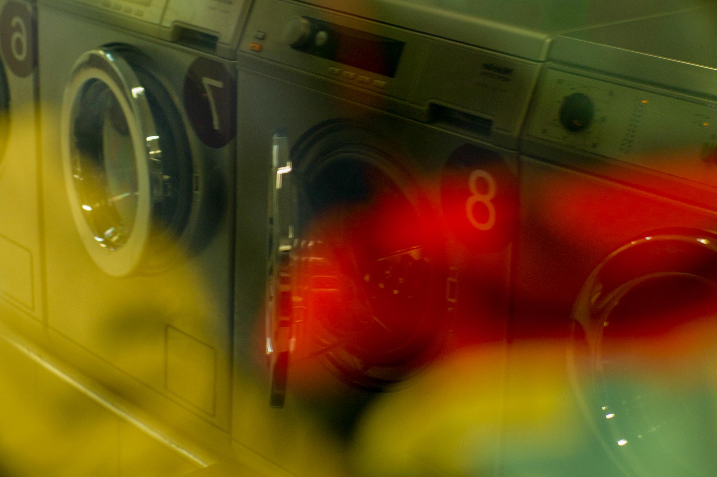 Etude des laveries parisiennes