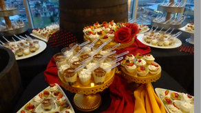 Eventos tipo Catering