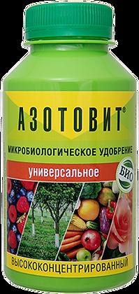 Азотовит универсальное микробиологическое удобрение