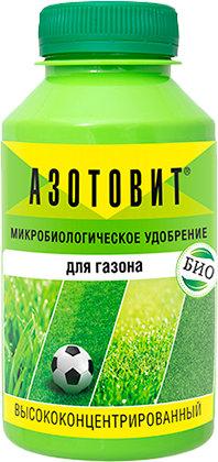 Азотовит для газона микробиологическое удобрение