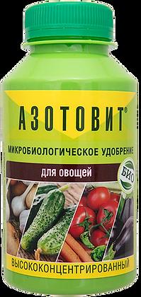Азотовит для овощей микробиологическое удобрение