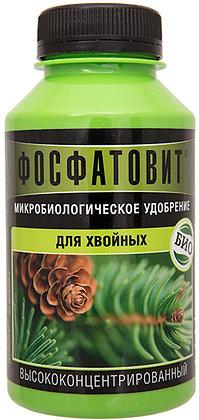 Фосфатовит для хвойных микробиологическое удобрение