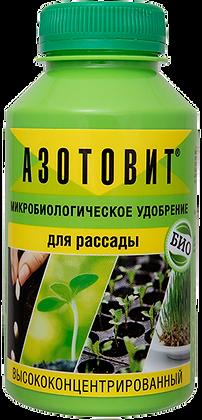 Азотовит для рассады микробиологическое удобрение