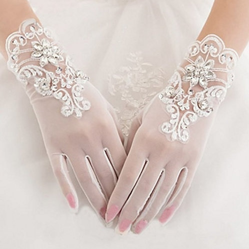 Amelia Bridal Gloves