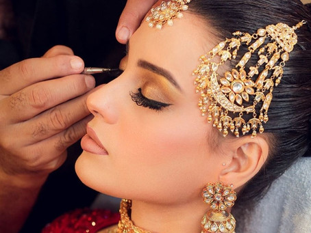 The Ultimate Guide to Indian & Pakistani Bridal Makeup Trends 2020