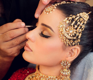 The Ultimate Guide To Indian Pakistani Bridal Makeup Trends 2020