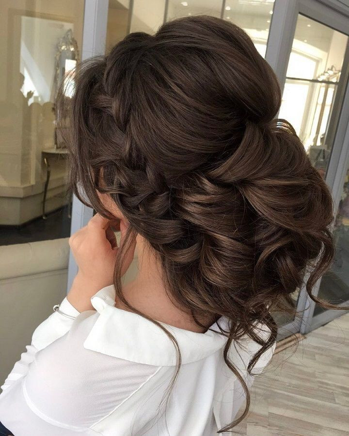 popular hairstyle for arab persian turkish and south asian brides