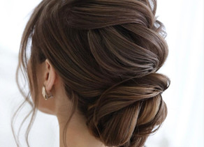 Why are braided hairstyles so popular for weddings?