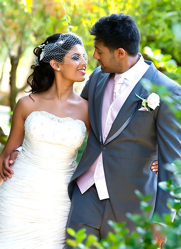 Real Brides by Top South Asian Bridal Makeup Artist Annie Shah