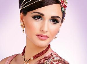 Top Pakistani Bridal Makeup and Hair Artist London