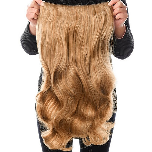 """24"""" Synthetic Curly Clip In Hair Extensions"""
